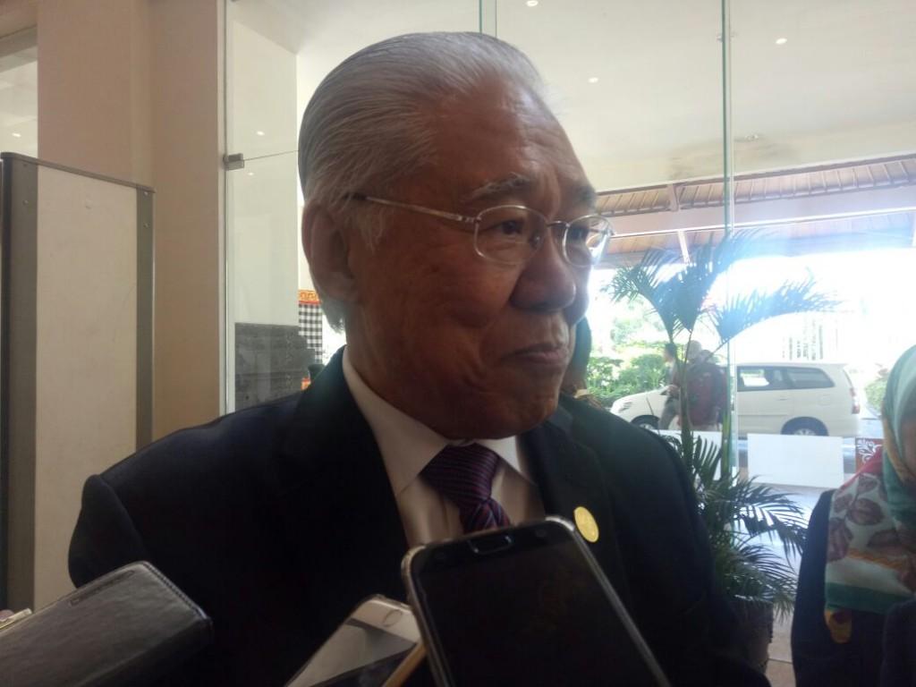 Menteri Perdagangan Enggartiasto Lukita.Medcom/Ilham Wibowo.