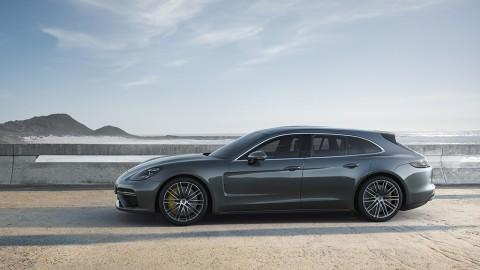 New Porsche Panamera ST, Mobil Performa Tinggi untuk Keluarga