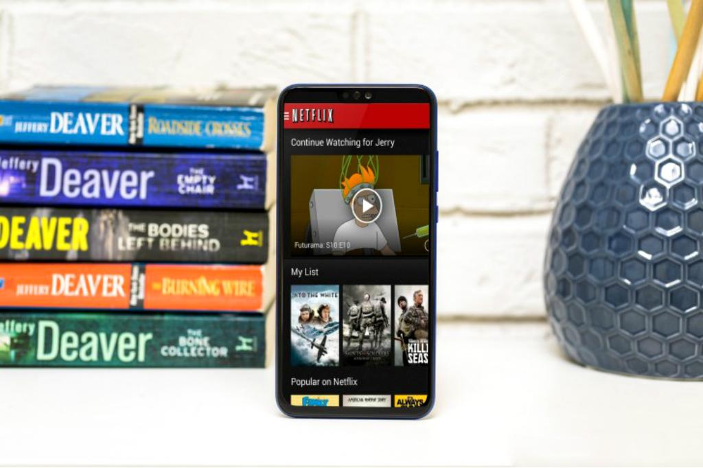 Honor mengumumkan kerja sama baru dengan Netflix, ditawarkan sebagai aplikasi bawaan di Honor 8X.