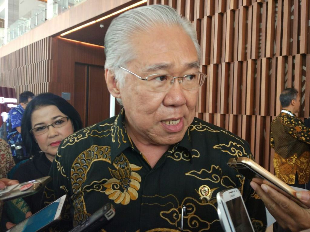 Menteri Perdagangan Enggartiasto Lukita. (Foto: Medcom.id/Annisa Ayu)