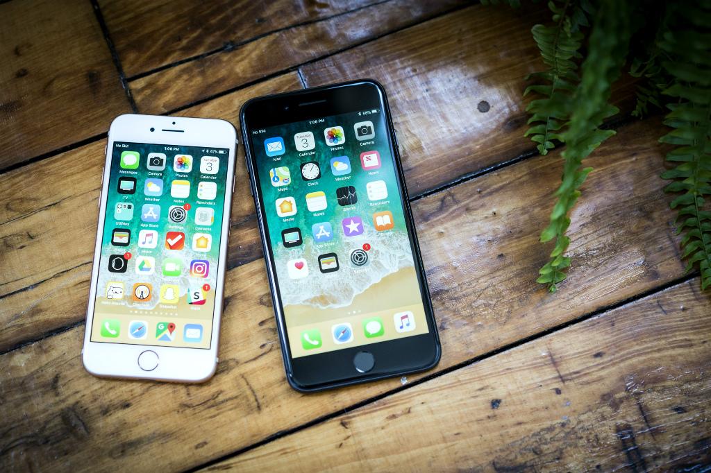 Apple mulai memasarkan versi pembaruan dari iPhone 8 dan iPhone 8 Plus.