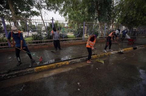 Ledakan di Distrik Syiah Irak Tewaskan 6 Orang
