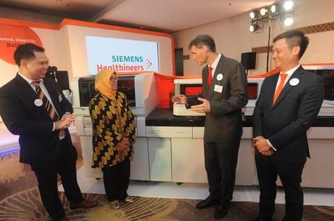 Siemens Atellica Solution untuk Analisis Medis Lebih Canggih