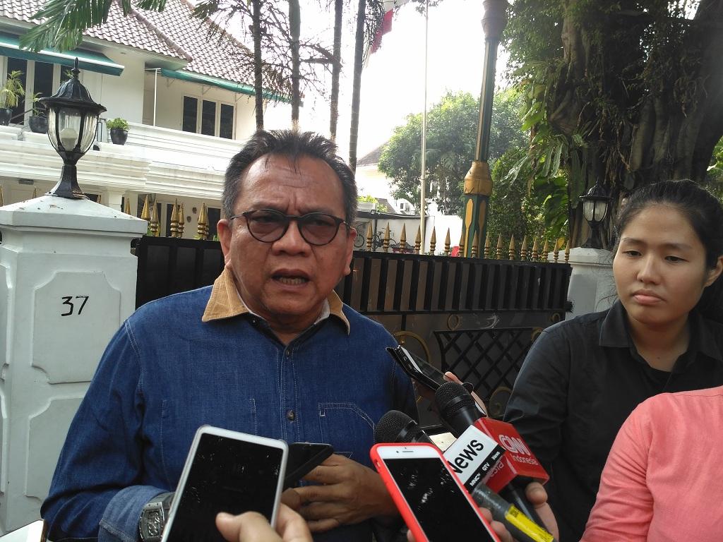 Politikus Gerindra Mohamad Taufik - Medcom.id/Nur Azizah