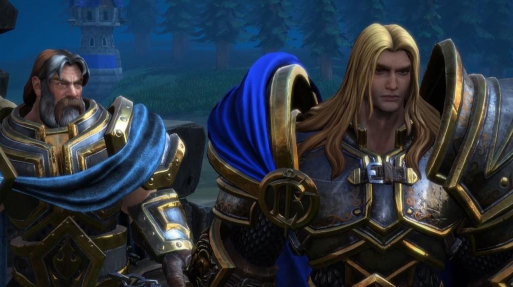 Warcraft 3: Reforged.