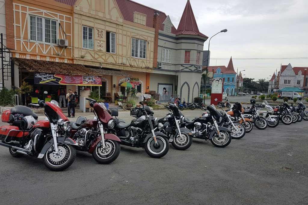 HDCI siap sukseskan penyelenggaraan Sumatera Bike Week. HDCI