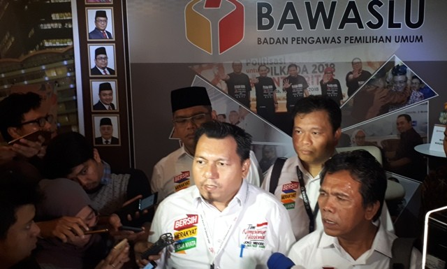 Direktur Hukum dan Advokasi TKN-KIK, Ade Irfan Pulungan. Foto: Medcom.di/Faisal Abdalla.