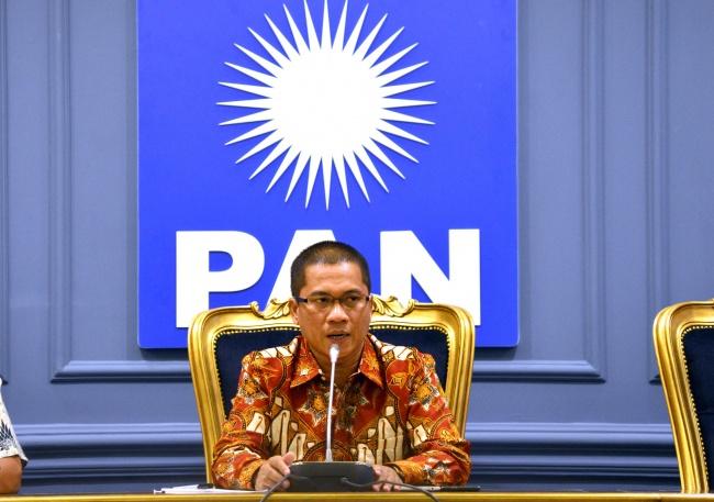 Ketua DPP Partai Amanat Nasional (PAN) Yandri Susanto - MI/Susanto.