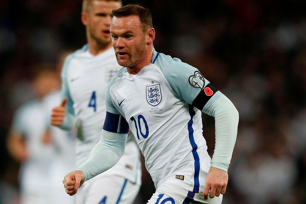 Wayne Rooney (Foto: Adrian DENNIS / AFP)