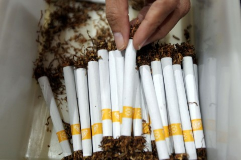 Upaya DJBC Optimalkan Penerimaan Cukai Rokok Tahun Depan