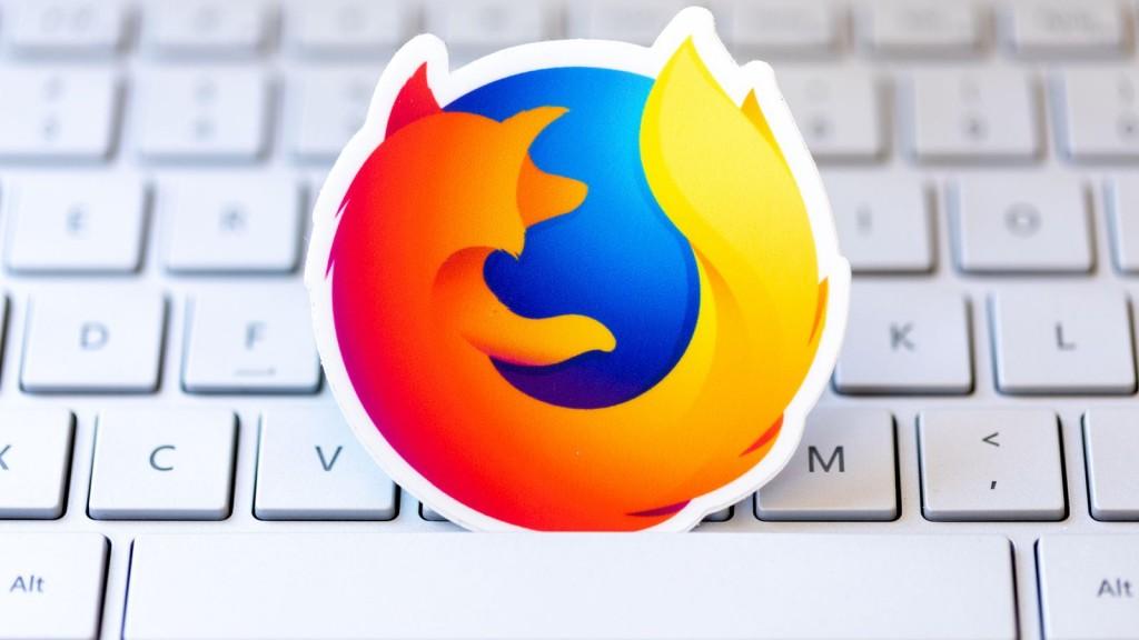 Mozilla Firefox. (CNET)