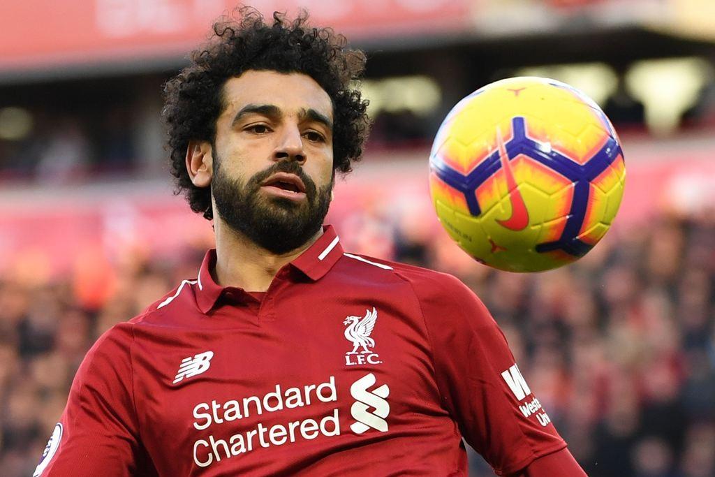Mohamed Salah (Foto AFP/PAUL ELLIS)