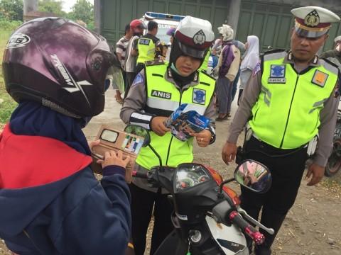 Tegal Penunggak Pajak Kendaraan Tertinggi di Jateng