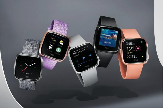 Fitbit berada di posisi kedua setelah Apple Watch, berkat kontribusi dari smartwatch karyanya, Versa.