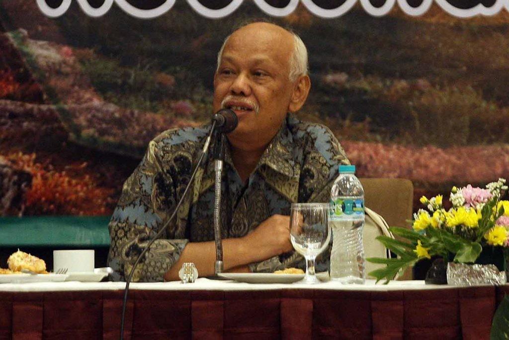 Cendekiawan muslim Azyumardi Azra. (Foto: MI/Usman Iskandar)