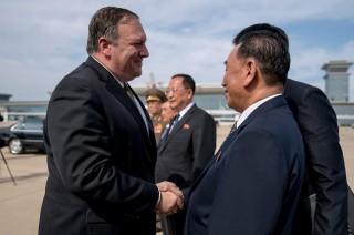 Pompeo akan Temui Tangan Kanan Kim Jong-un