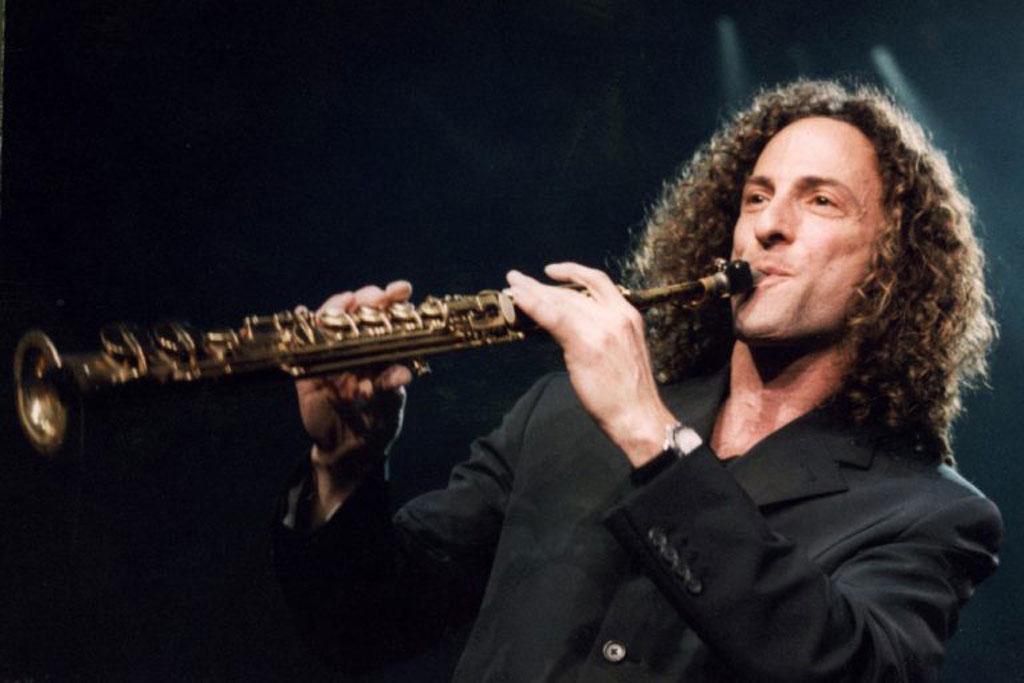 Kenny G. (Foto: Jazziz.com)
