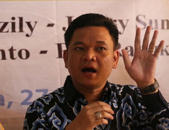 Juru Bicara Tim Kampanye Nasional (TKN) Jokowi-Ma'ruf Ace Hasan Syadzily --MI/RAMDANI