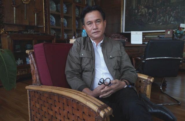 Pakar Hukum Yusril Ihza Mahendra--Medcom.id