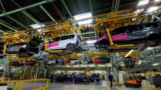 Ford Ancang-Ancang 'Rumahkan' 24 Ribu Karyawan