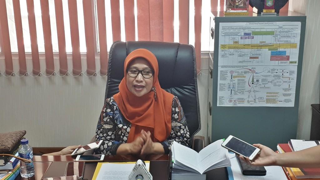 Anggota Bawaslu, Ratna Dewi Pettalolo - Medcom.id/Faisal Abdalla.