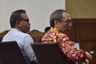 Kasus KTP-El, Irvanto dan Made Oka Dituntut 12 Tahun Bui