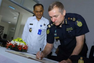 BNN Jalin Kerja Sama dengan Australian Border Force