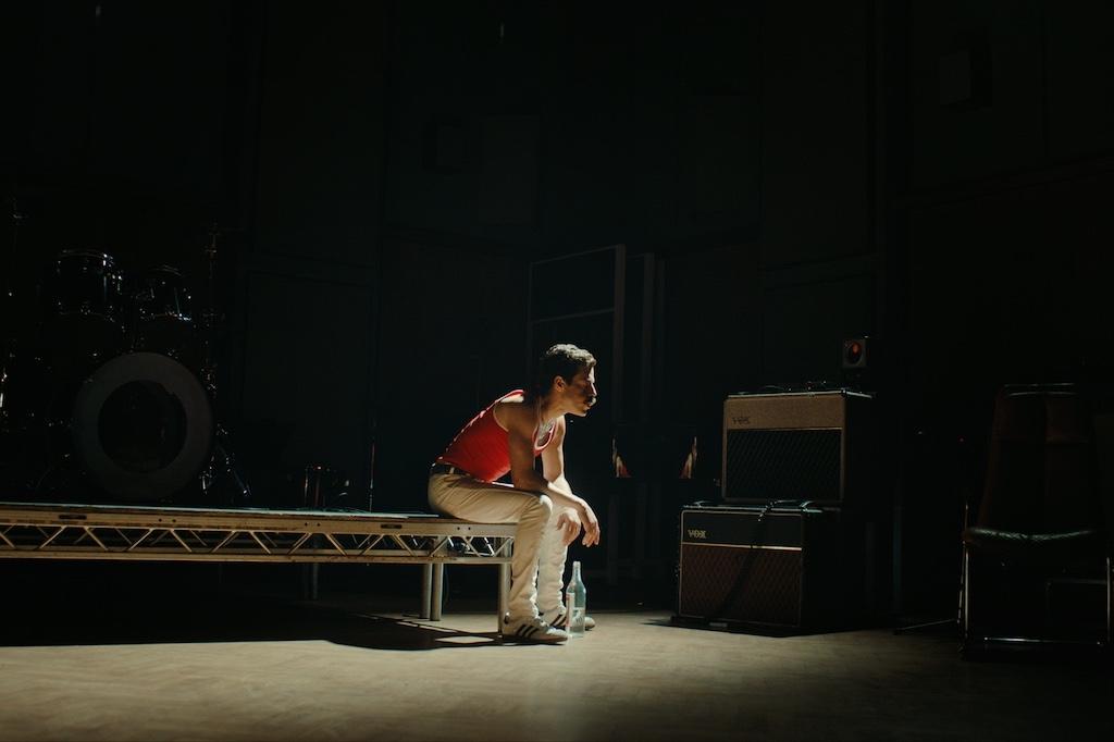 Rami Malek dalam Bohemian Rhapsody (20th Century Fox)
