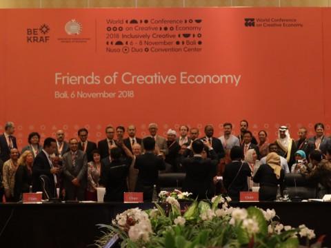 Triawan: Kolaborasi Kunci Keberhasilan Ekonomi Kreatif