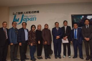 Pemerintah Dorong Program Magang ke Jepang