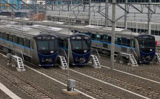MRT Uji Coba Berpenumpang pada Januari 2019