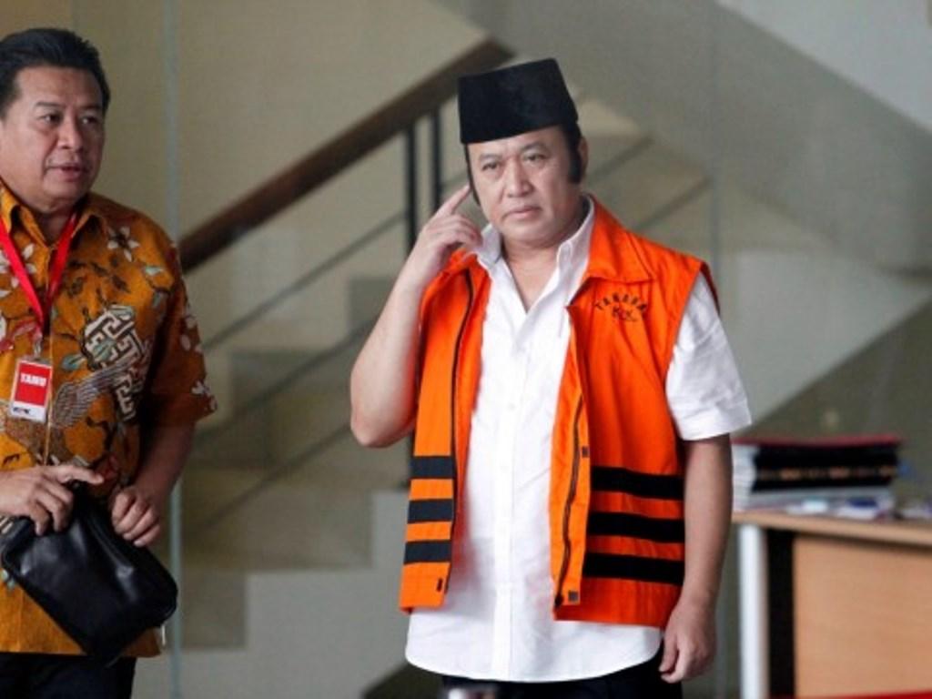 Bupati Lampung Selatan Zainudin Hasan/MI/Rommy Pujianto