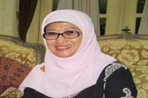 Bupati Indramayu Anna Sophanah, MI - Nurul Hidayah