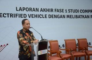 Enam PTN Kembangkan Riset Mobil Listrik Nasional