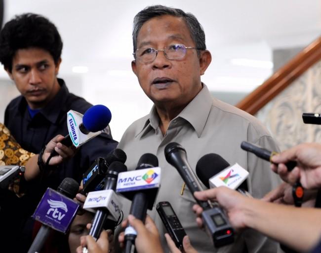 Menko Perekonomian Darmin Nasution (Dokumentasi : Setkab).