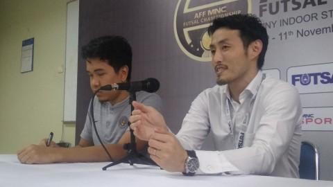 Pelatih Beberkan Faktor yang membuat Timnas Futsal Indonesia Takluk dari Malaysia