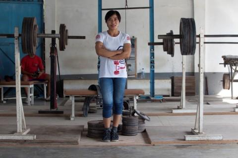 Lifter Putri Indonesia Pecahkan Rekor Dunia di Swedia