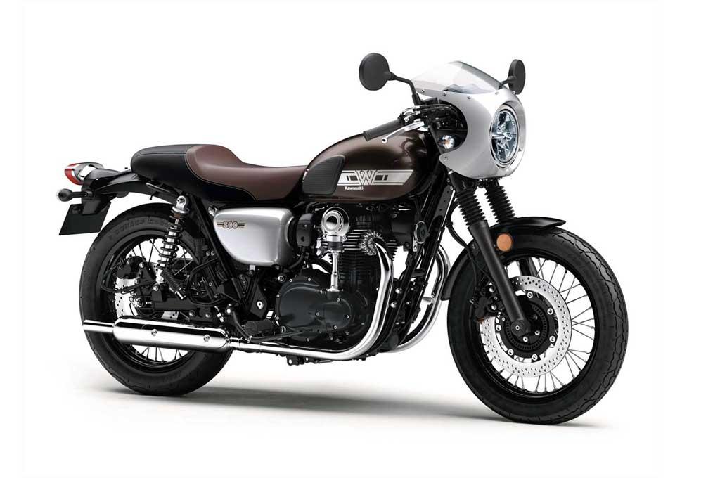 Kawasaki bakal lengkapi varian W-Series dengan W800. Rideapart