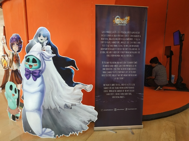 Ghost Parade/Medcom.id/Wandi Yusuf