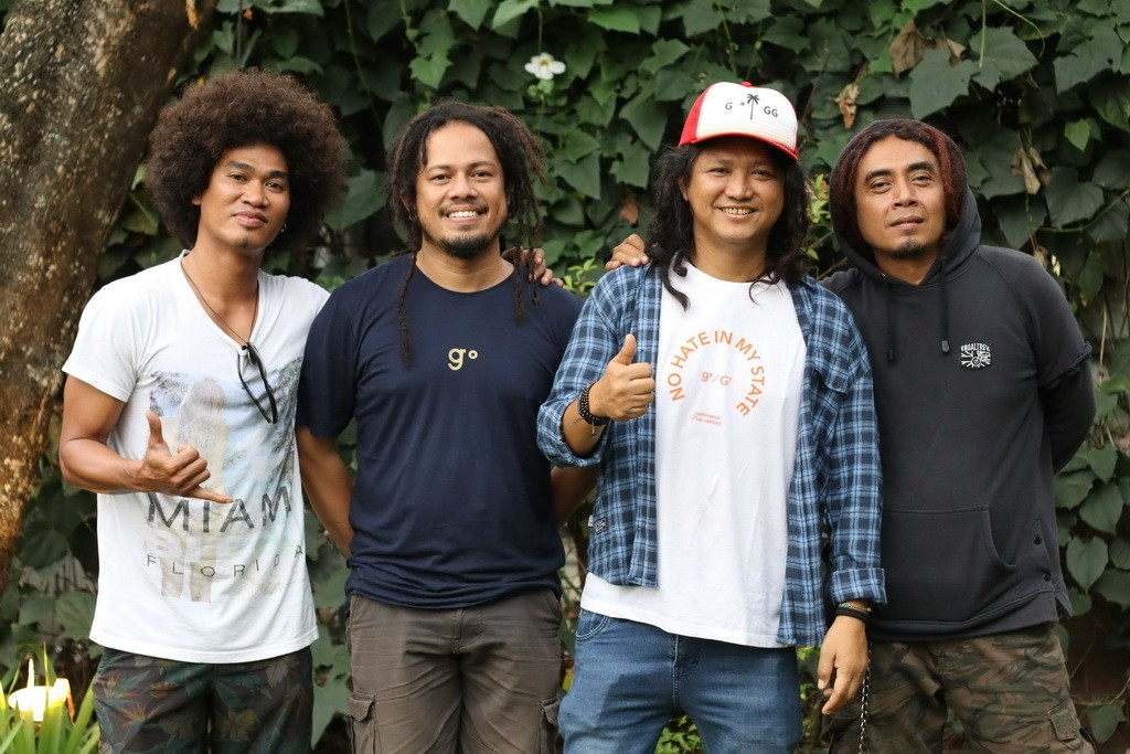 Grup band Steven & Coconut Trezz (Foto: Medcom.id/Shindu Alpito)