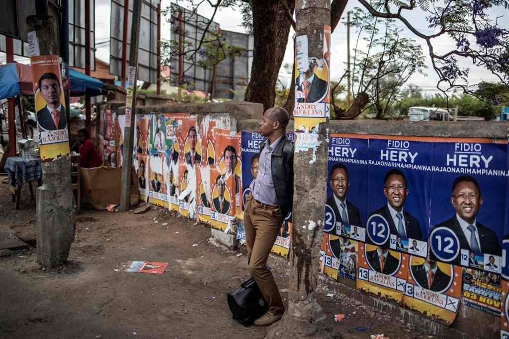Hari ini pemilihan presiden Madagaskar digelar. (Foto: AFP)
