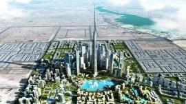 Jeddah Tower, Super Jangkung dengan Lift Super