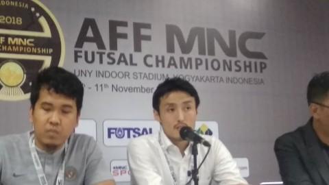 Kata Pelatih Futsal Indonesia Usai Lolos ke Semifinal