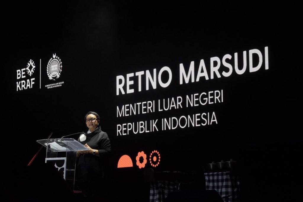 Minister of Foreign Affairs Retno Marsudi (Photo:MoFA)