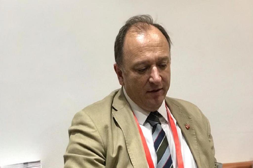 Direktur Regional DIT DSO Alexis Hammer. (Foto: Fajar Nugraha)