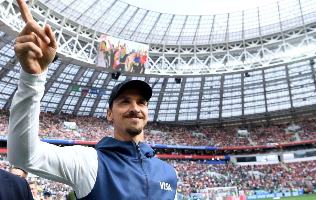 Zlatan Ibrahimovic (Foto: AFP/Kirill Kudryavtsev)