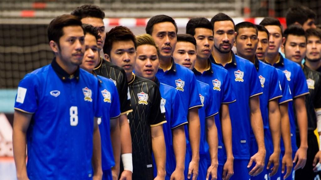 Skuat Timnas Futsal Thailand (Foto: FIFA.Com)