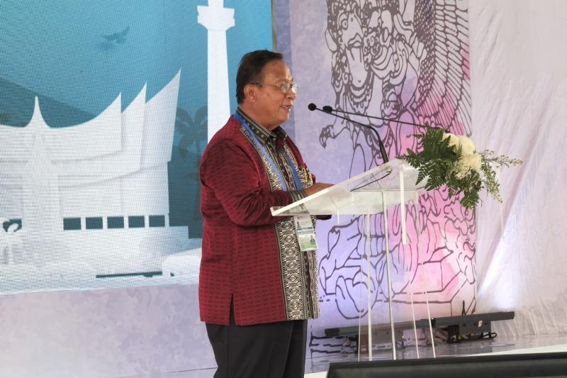 Menteri Koordinator (Menko) bidang Perekonomian Darmin Nasution. Dok: Kemenko Perekonomian.