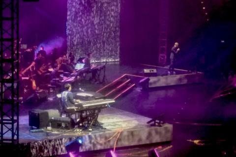 Konser Inapirasi Cinta Yovie and His Friends. (Foto: