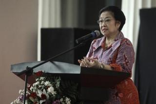 Megawati Paparkan Peran Indonesia Mendamaikan Korut-Korsel
